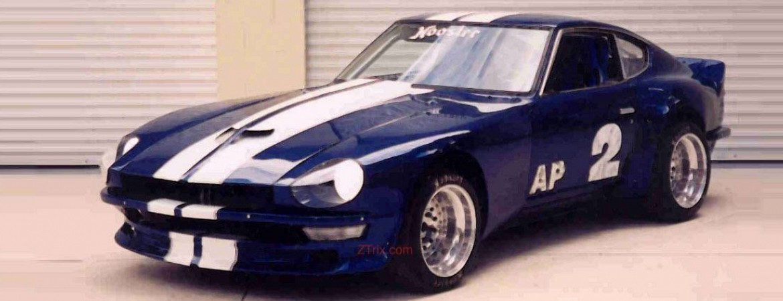 Bill Coffey 280YZ Racer