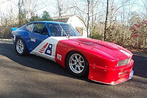 1970 Datsun 240Z Race Car Build Complete