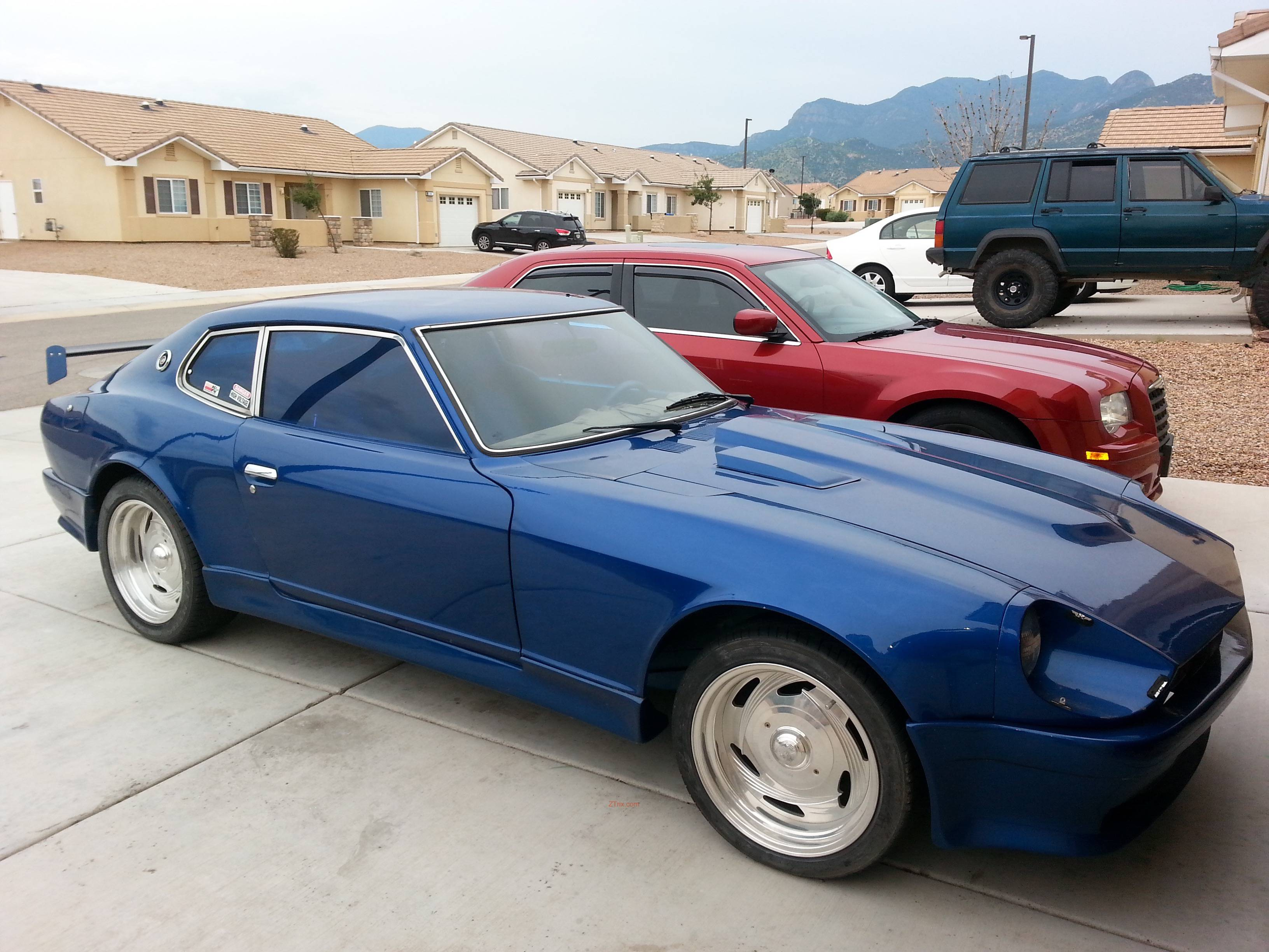 SOLD 1976 280z 2+2 with SubtleZ widebody kit and more | Classifieds ...