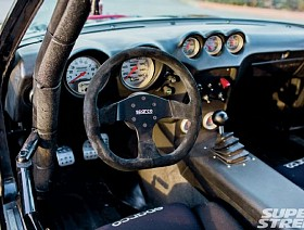 1972 datsun 240z sparco steering wheel 03