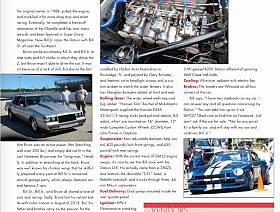 Bill Coffey 280YZ Racer magazine article 3